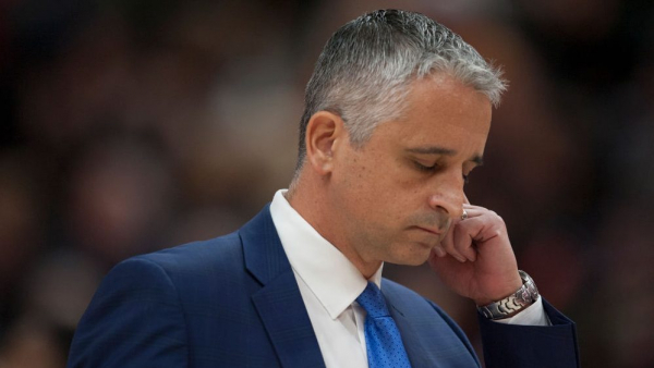 Phoenix Suns reportedly fire coach Igor Kokoskov