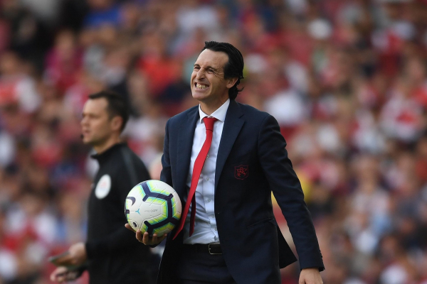 Arsenal blow big top-four opportunity with Crystal Palace loss, admits Unai Emery