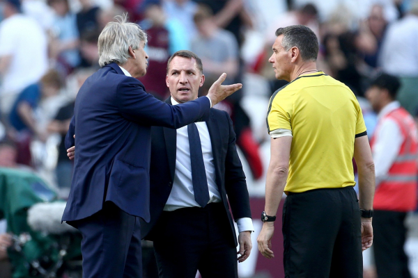 West Ham boss Manuel Pellegrini cant wait for VAR arrival as offside error costs Hammers