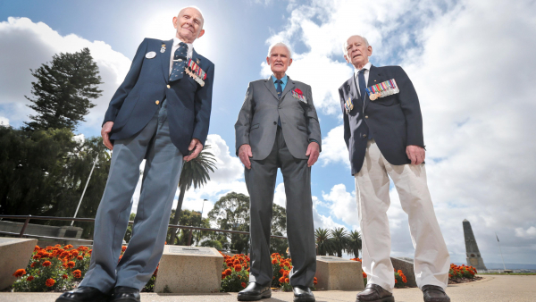 Anzac Day 2019: Heroism of Western Australia's WWII veterans stands test of time