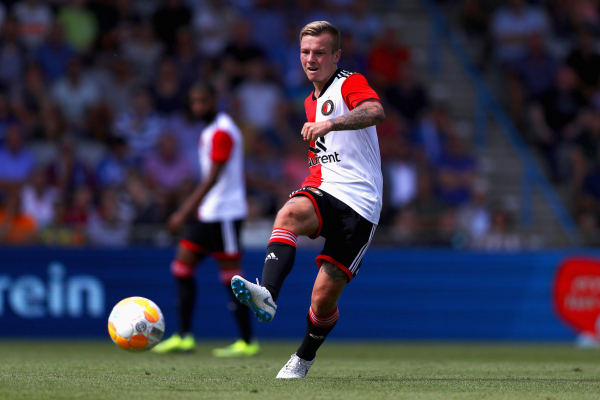 On-loan Jordy Clasie uncertain over transfer status with questions over his future at both Feyenoord and Southampton