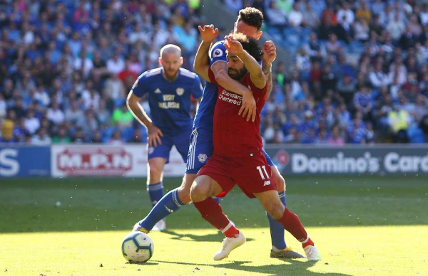 Liverpool Echo decide Mo Salah isn't a diver after reviewing penalty incidents this season