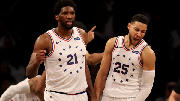 Joel Embiid returns, puts up 31 and 16 to lead 76ers past Nets, give Philly 3-1 lead