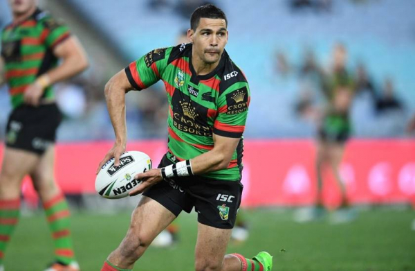 Walker's four-try blitz guides Rabbitohs to comeback win over Warriors