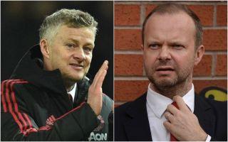 Solskjaer and Woodward at odds over key Manchester United transfer targets