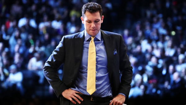 Report: Luke Walton sued for sexual assault