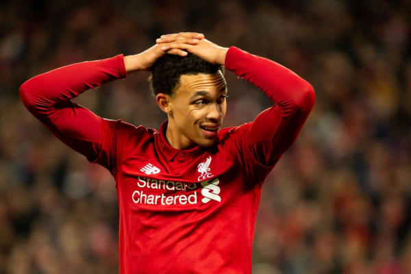 Liverpool defender Trent Alexander-Arnold admits he'll be supporting Man United against Man City