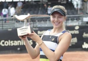 Amanda Anisimova Wins First WTA Tour Title – Mondays with Bob Greene