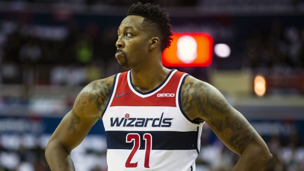 In least surprising NBA offseason news, Dwight Howard opts into $5.6 million with Wizards
