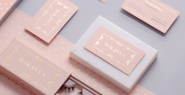 Mikayla Eyelashes Packaging