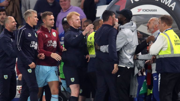 FA look at Chelsea vs Burnley incident