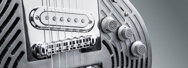 rockstar tries to break the world's first 3D printed, smash-proof guitar