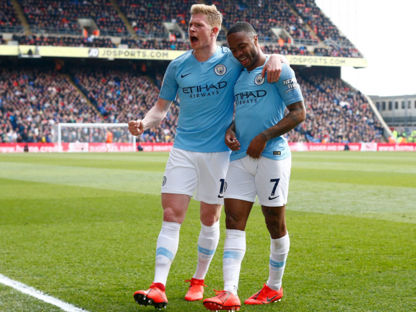 Kevin De Bruyne on Man City teammate Raheem Sterling: I thought he would be a bit of a dickhead
