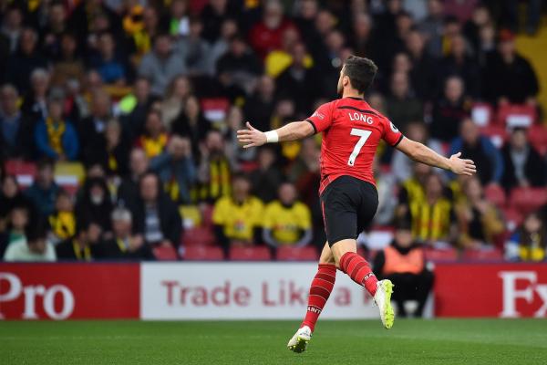 Southampton striker Shane Long scores fastest goal in Premier League history against Watford