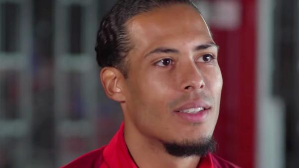 Virgil van Dijk previews Liverpool FC v FC Barcelona