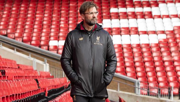 Jurgen Klopp gives Fabinho update ahead of Liverpool FC v Huddersfield