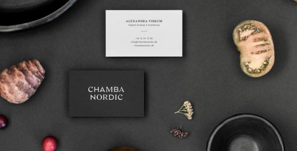 Chambra Nordic Branding