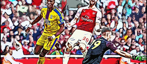 A slow start and sloppy play see Arsenal dropped at home by Crystal Palace