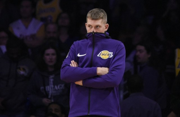Lakers News: Moritz Wagner Was Frustrated Starting Rookie Season With Injury But Remained Optimistic