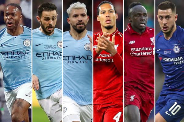 PFA Player of the Year 2019 odds: Plus winners prediction