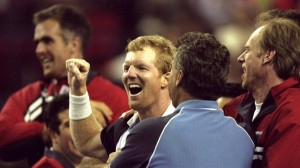 20 Years Ago, Jim Courier's Most Inspired Davis Cup Performance