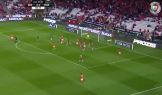 Video: Joao Felix looks like he's taken lessons off Liverpool with superb goal for Benfica