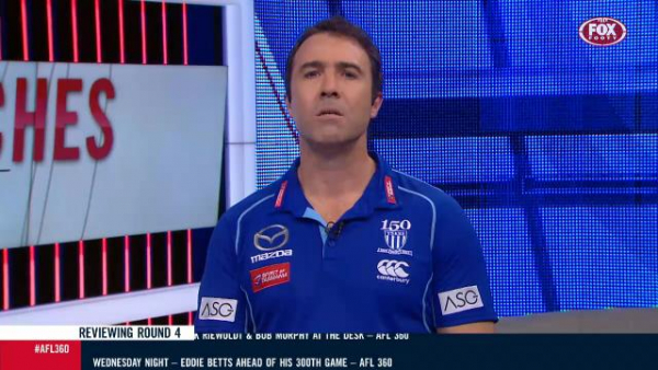 AFL 2019: Brad Scott leaps to Ben Brown's defence over 'flopping' comments