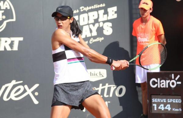Sharma into WTA Bogota final