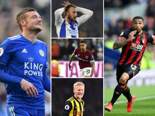 Premier League LIVE: Stream, scores and updates with West Ham, Wolves, Leicester and Bournemouth in action