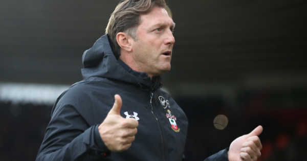Hasenhuttl pays tribute to Saints fans and lovely Redmond