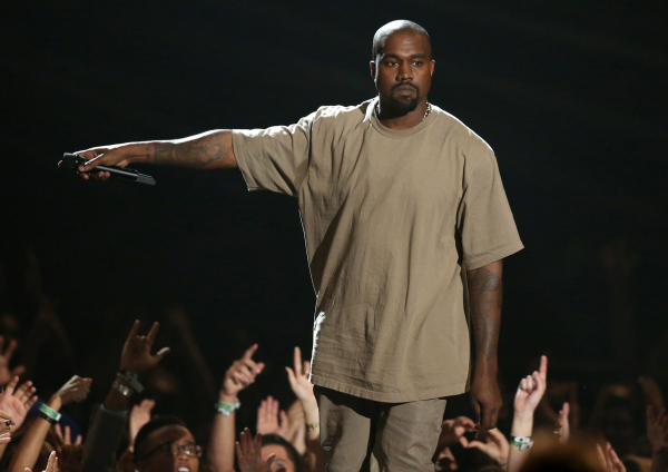 Kanye West debuts new single, 'Water,' during Coachella Sunday Service