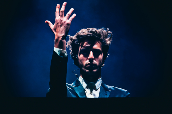 STREAM NOW: Gesaffelstein makes his momentous return to the desert