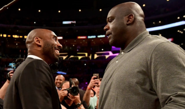 Kobe Bryant Only Player Listed On Both Shaquille O'Neal's NBA And Lakers All-Time Starting 5