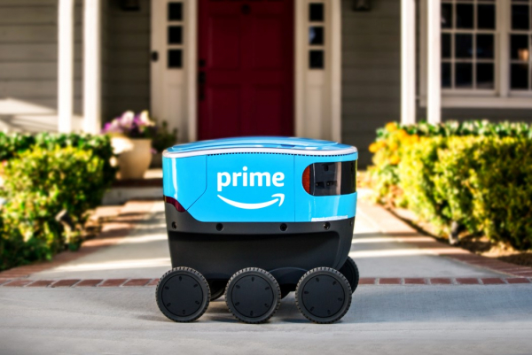 Amazon is looking for an Industrial Design Engineer for their Robotic Fulfillment division!