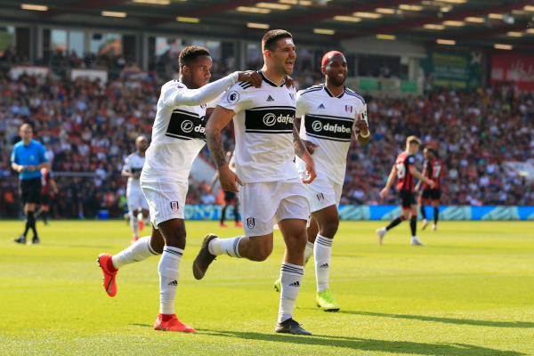 Bournemouth 0 Fulham 1: Aleksandar Mitrovic on target as Cottagers finally win away