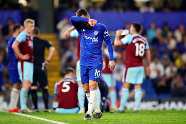 Unai Emery rates Arsenal's top four chances after Chelsea slip up against Burnley