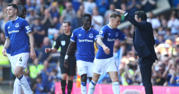 Marco Silva's Everton are suddenly something again