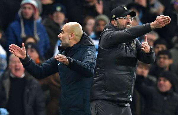 Alex Ferguson thinks Liverpool will beat Man City to the Premier League title