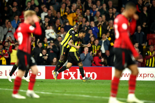 Watford 1 Southampton 1: Andre Gray rescues draw after Shane Long nets fastest goal in Premier League history