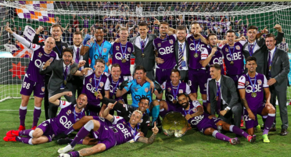 Perth Glory : Push for A-League Grand Final at Optus Stadium