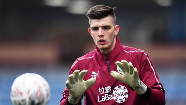 Pope signs long-term Burnley deal