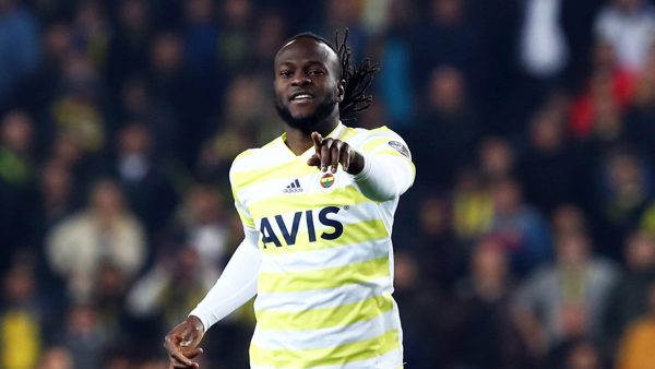 Moses: I just needed to play football after 'tough' time at Chelsea
