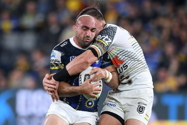 Panthers scrape home against Eels to end losing run