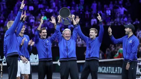 Laver Cup between Team Europe and Team World to become official ATP event