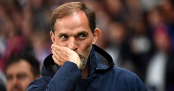 Chelsea 'line up PSG boss Tuchel' as Sarri's replacement