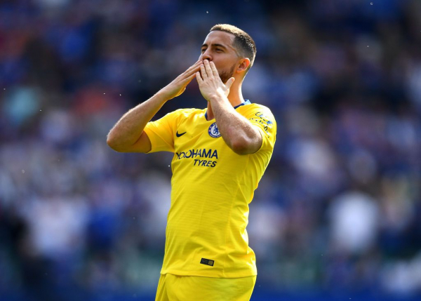 Chelsea or Real Madrid? Eden Hazard reveals he's made decision on future after Leicester draw