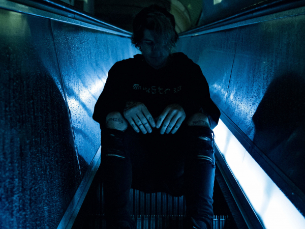 Dive to the deepest depths of bass on i_o's new 'Death by Techno' EP