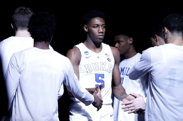 2019 NBA Draft Rumors: RJ Barrett Prefers Knicks Or Lakers If Grizzlies Do Not Select Him With No. 2 Pick