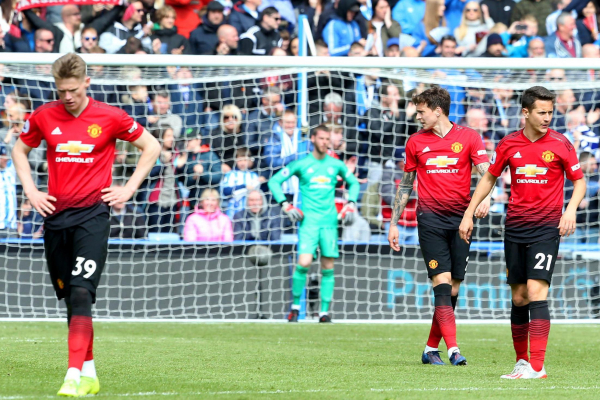 Man United a despondent group of people - Gary Neville launches scathing attack after dismal Huddersfield loss