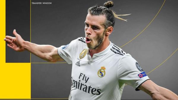 Transfer target: Gareth Bale